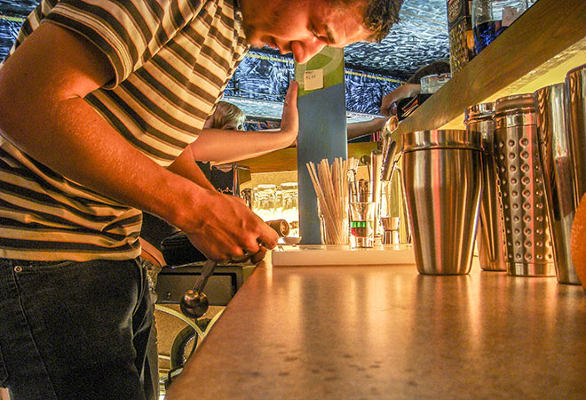 Kurs barman / kelner z egzaminem czeladniczym