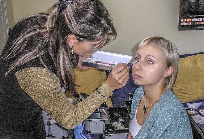Kurs kosmetyczny - Kurs wizażu i kurs stylizacji