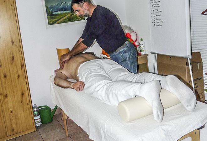 Kurs masażu I i II stopnia